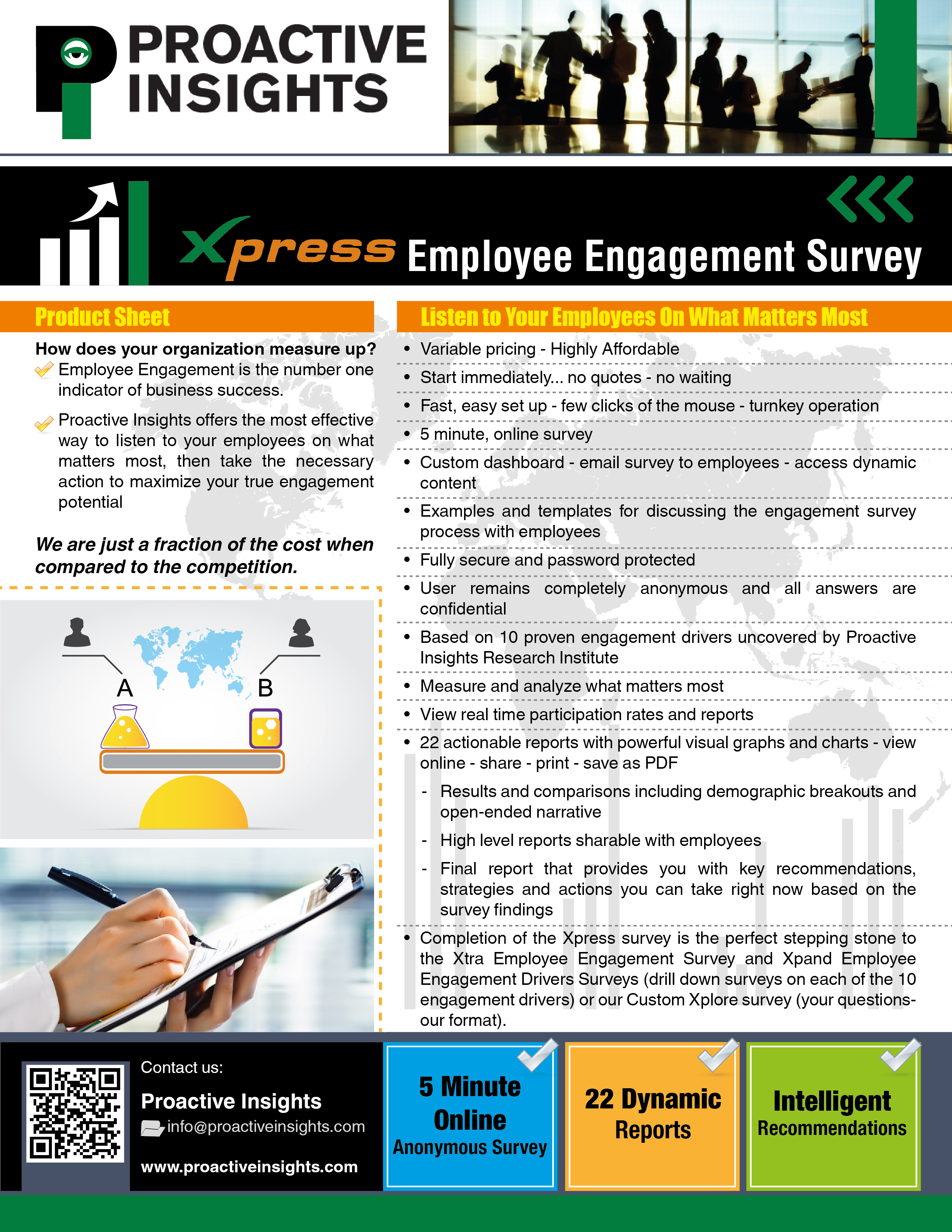 Xpress Survey